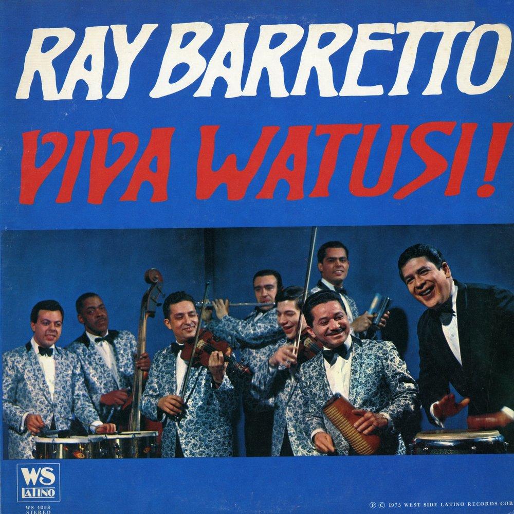 Ray Barretto El Watusi