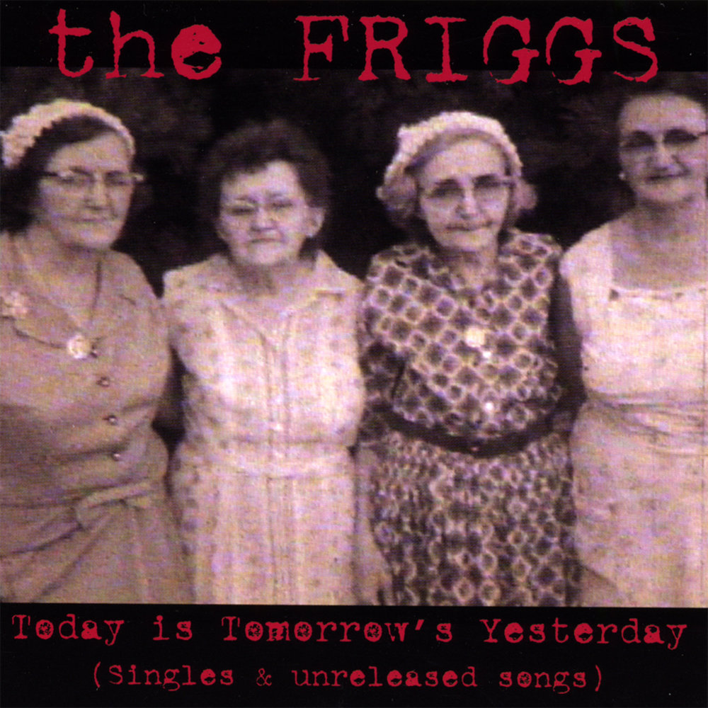 The Friggs - Rock Candy