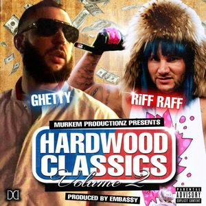 Riff Raff, RiFF RAFF & GHETTY - Why They Mad Screwed & Chopped