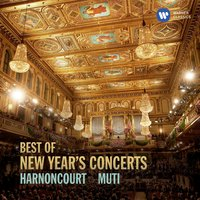 Best of New Year's Concerts - Neujahrskonzerte — Иоганн Штраус-сын, Йозеф Штраус, Wiener Philharmoniker, Nikolaus Harnoncourt & Riccardo Muti