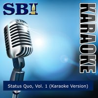 Sbi Gallery Series - Status Quo, Vol. 1 — SBI Audio Karaoke