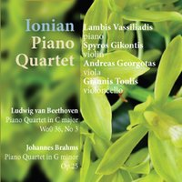 Ionian Piano Quartet — Ionian Piano Quartet