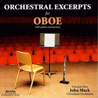 Orchestral Excerpts for Oboe — John Mack