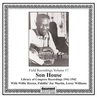 Son House Library of Congress Recordings 1941-1942 — Son House