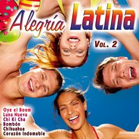 Alegría Latina Vol. 2 — сборник