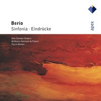 Berio : Sinfonia & Eindrücke — Pierre Boulez & Orchestre National de France, Orchestre National De France