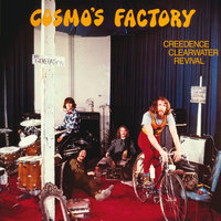 Cosmo's Factory — Creedence Clearwater Revival