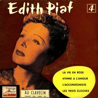 "Vintage French Song Nº 44 - EPs Collectors ""La Vie En Rose, First Edition"" — Edith Piaf"