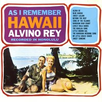 As I Remember Hawaii — Alvino Rey