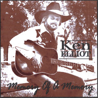Memory of a Memory First Edition — Ken Elliott