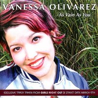 As Vain As You - Single — Vanessa Olivarez