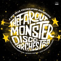 The Far Out Monster Disco Orchestra — The Far Out Monster Disco Orchestra