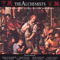 The Alchemists — The Alchemists (double CD)