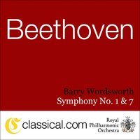 Ludwig van Beethoven, Symphony No. 1 In C, Op. 21 — Barry Wordsworth