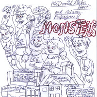 Monsters — David Liebe Hart & Adam Papagan