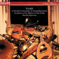 Vivaldi: 6 Double Concertos — Sir Neville Marriner, Academy of St. Martin in the Fields, Orchestre Symphonique De Montreal