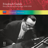Gulda plays Beethoven — Friedrich Gulda