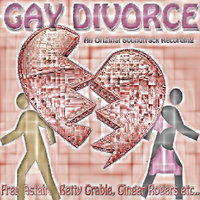 The Gay Divorce — Fred Astaire, Fred Astaire & Ginger Rogers, Ginger Rogers