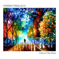 Colors in the Diary — Marika Takeuchi
