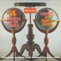 Four Corners of the World — Esquivel and His Piano and Group, Ференц Лист