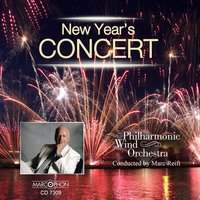 New Year's Concert — Philharmonic Wind Orchestra & Marc Reift