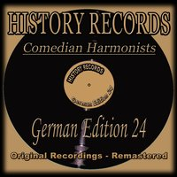 History Records - German Edition 24 — Comedian Harmonists