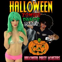 Halloween Zombie Dance Party — Halloween Party Monsters