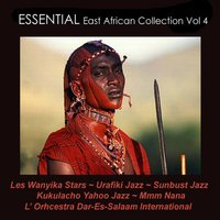 THE ESSENTIAL EAST AFRICAN COLLECTION vol 4 — сборник