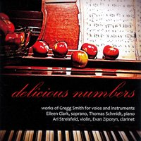 Delicious Numbers — Gregg Smith, Eileen Clark
