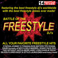 Battle Of The Freestyle DJs — сборник