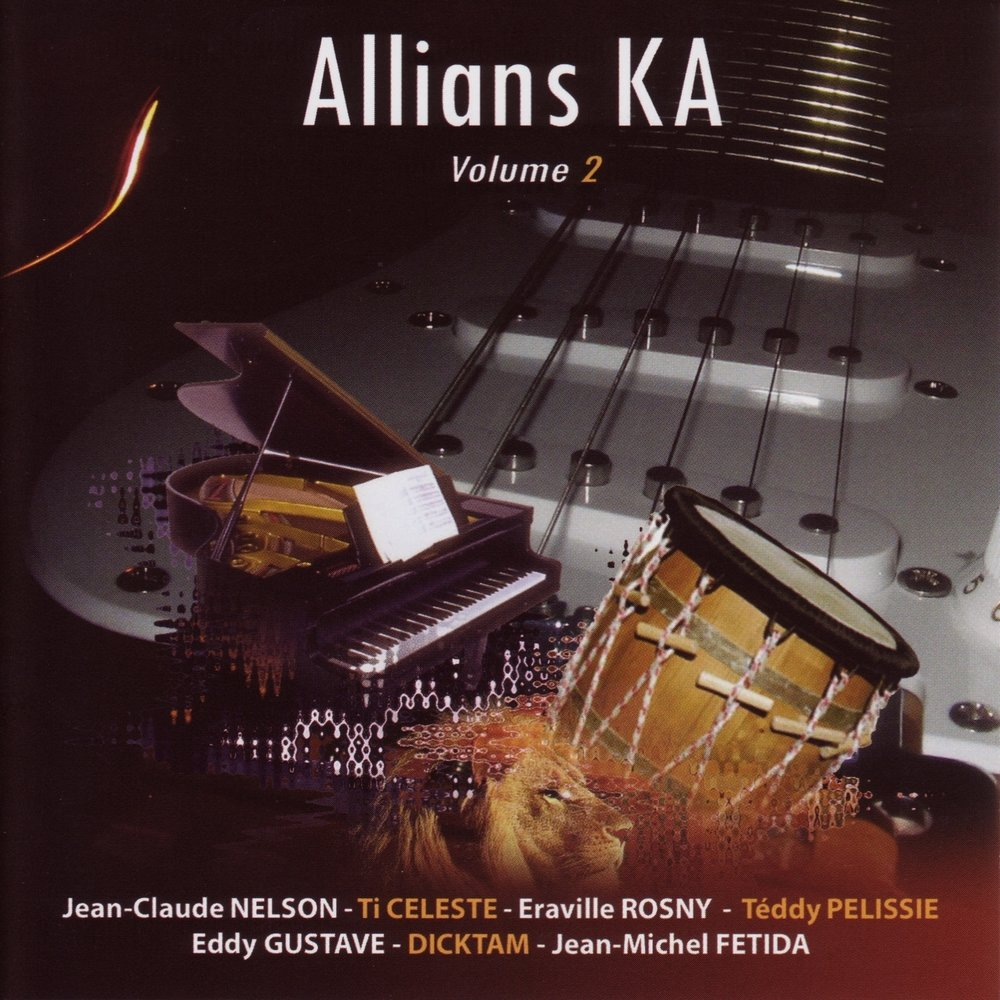 Various Artists - Allians ka vol. 2    M1000x1000