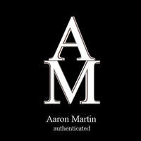 Authenticated — Aaron Martin
