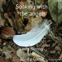 Soaking with the Angels — Bonita Curtis, Lindy Strong