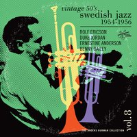 Vintage 50's Swedish Jazz Vol. 8 1954-1956 — сборник