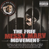 The Free Messy Marv Movement — Guce Presents Various Aritst