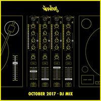 Nervous October 2017 - DJ Mix — сборник