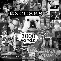 3000 Words — The Excuses