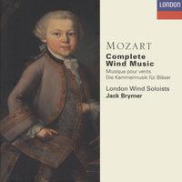 Mozart: Complete Wind Music — Jack Brymer, London Wind Soloists