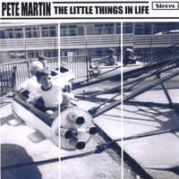 The Little Things in Life — Pete Martin