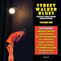 Street Walker Blues: Vintage Songs About Prostitution, Vol. 1 — сборник