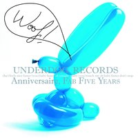 Underdog Records Fab Five Years — сборник
