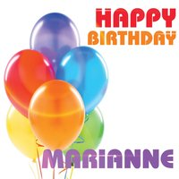 Happy Birthday Marianne — The Birthday Crew