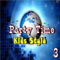Party Time: Kids Style, Vol. 3 — Greg Jones
