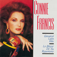 Greatest Latin Hits — Connie Francis