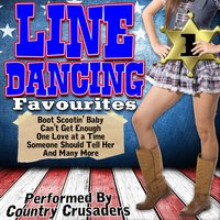 Line Dancing Favourites, Vol. 1 — Country Crusaders