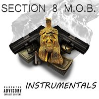 Section 8 M.O.B. Instrumentals — Section 8 M.O.B.