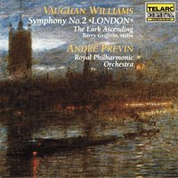Vaughan Williams: Symphony No. 2 / The Lark Ascending — Royal Philharmonic Orchestra London, André Previn, André Previn & Royal Philharmonic Orchestra