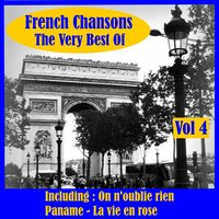 French Chansons the Very Best of, Volume 4 — сборник