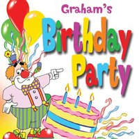 Graham's Birthday Party — The Fun Factory, The Tiny Boppers