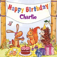 Happy Birthday Charlie — The Birthday Bunch